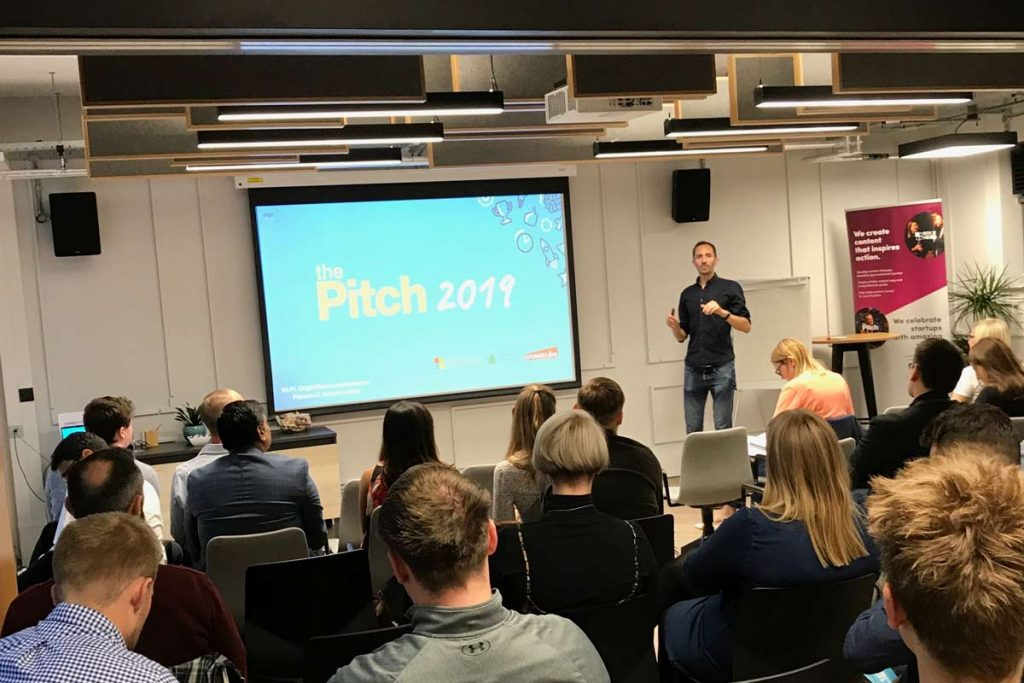 GetSet for Growth Team attend the Pitch 2019 bootcamp, hosted by Bristol's Box2Media