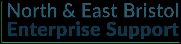 North & East Bristol Enterprise Support Logo